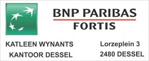 Logo BNPPF Dessel
