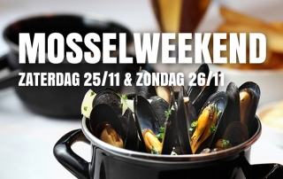 Mosselweekend 2017