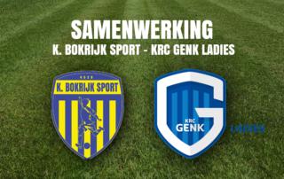 Samenwerking KRC Genk Ladies